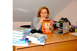 Учитель школы Multilingua, Соколова Ольга