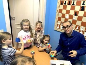 учитель школы Multilingua, Терёхин Александр