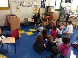 Франция, детский сад Pierre Termier