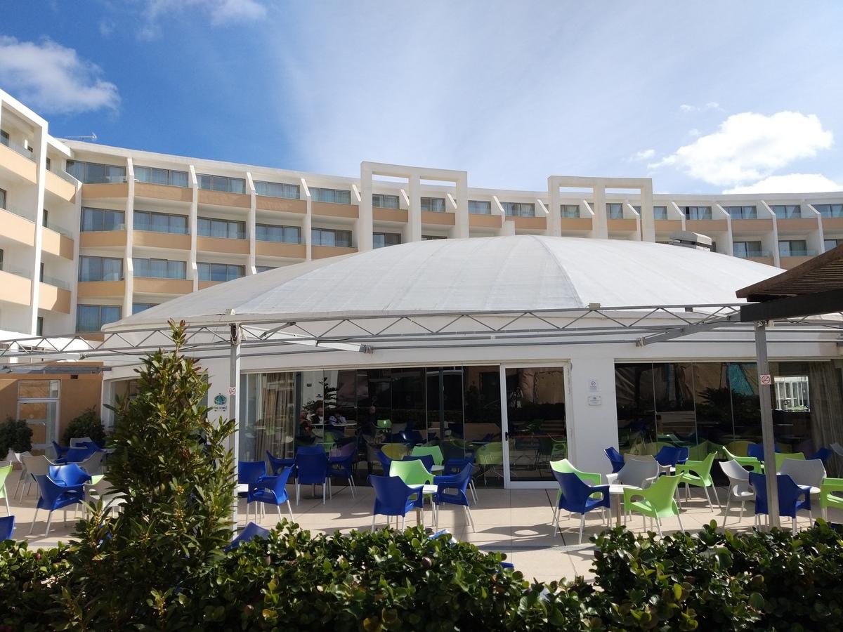 Образовательная поездка на Мальту отель